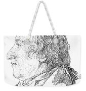 Claude-louis Berthollet, French Chemist Weekender Tote Bag