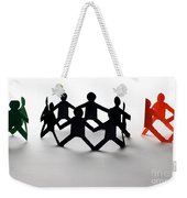 Conceptual Situation Weekender Tote Bag