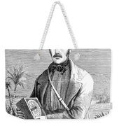 David Livingstone Weekender Tote Bag by Granger