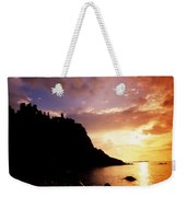 Dunluce Castle, Co Antrim, Ireland Weekender Tote Bag