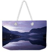 First Sunset Of The Year Weekender Tote Bag