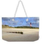Hoernum - Sylt Weekender Tote Bag by Joana Kruse