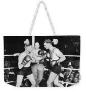 Jack Dempsey (1895-1983) Weekender Tote Bag by Granger