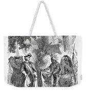 James Edward Oglethorpe Weekender Tote Bag