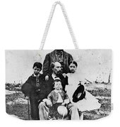 Jefferson Davis (1808-1889) Weekender Tote Bag
