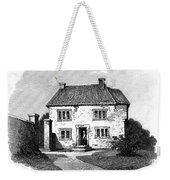 John Locke (1632-1704) Weekender Tote Bag