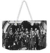 Keystone Kops Weekender Tote Bag