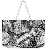 Louis Xv (1710-1774) Weekender Tote Bag
