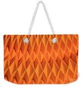 Mathematical Origami Weekender Tote Bag