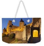Medieval Carcassonne Weekender Tote Bag