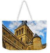 Mont Saint Michel Weekender Tote Bag