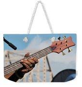 5-string Bass Weekender Tote Bag