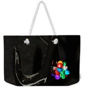 The Black Hand Weekender Tote Bag