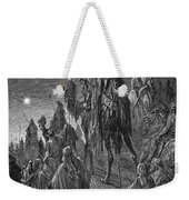 The Nativity Weekender Tote Bag