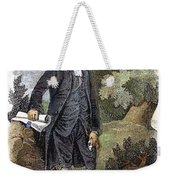 William Penn (1644-1718) Weekender Tote Bag by Granger