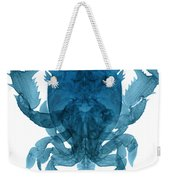 X-ray Of Deep Water Crab Weekender Tote Bag