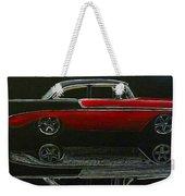 53 Chevy Weekender Tote Bag