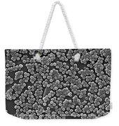 Methicillin-resistant Staphylococcus Weekender Tote Bag