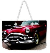 53 Packard Caribbean Convertible Coupe Weekender Tote Bag