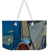 57 Chevy Bel Air 2 Weekender Tote Bag