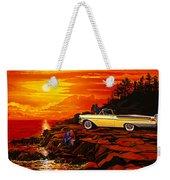 57 Merc Sunset Weekender Tote Bag