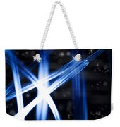 Abstract Background Weekender Tote Bag