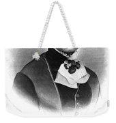 Amelia Bloomer (1818-1894) Weekender Tote Bag