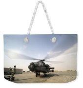 An Ah-64d Apache Longbow Block IIi Weekender Tote Bag