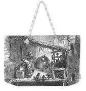 Arkansas: Hot Springs, 1878 Weekender Tote Bag