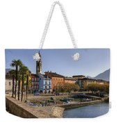 Ascona - Lake Maggiore Weekender Tote Bag