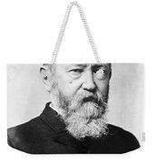 Benjamin Harrison Weekender Tote Bag