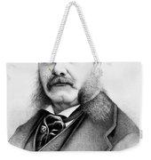 Chester Alan Arthur Weekender Tote Bag