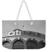 Citi Field - New York Mets Weekender Tote Bag by Frank Romeo
