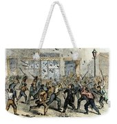 Civil War: Draft Riots Weekender Tote Bag