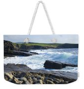 Classiebawn Castle, Mullaghmore, Co Weekender Tote Bag