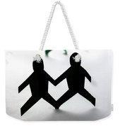 Conceptual Situation Weekender Tote Bag by Photo Researchers, Inc.
