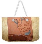 Crazy Pineapple Weekender Tote Bag by Gloria Ssali