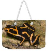 Crowned Poison Frog Weekender Tote Bag