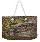 Dinosaur Weekender Tote Bag