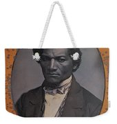 Frederick Douglass, African-american Weekender Tote Bag by Photo Researchers