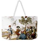 French Revolution, 1792 Weekender Tote Bag