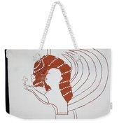 Guardian Angel Weekender Tote Bag by Gloria Ssali