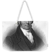 John Marshall (1755-1835) Weekender Tote Bag by Granger