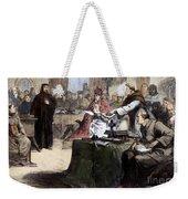 John Wycliffe (1320?-1384) Weekender Tote Bag
