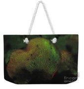 Luminescent Mushroom Panellus Stipticus Weekender Tote Bag