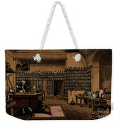Michael Faraday, English Physicist Weekender Tote Bag