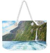 Milford Sound Weekender Tote Bag