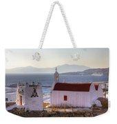 Mykonos Weekender Tote Bag by Joana Kruse