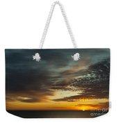 Ocean Sunrise Weekender Tote Bag