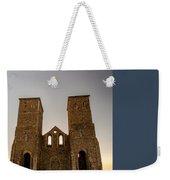 Reculver Towers Weekender Tote Bag
